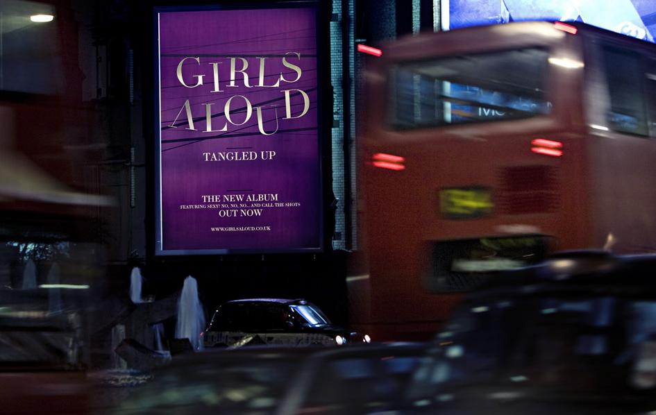 Girls Aloud – Tangled Up