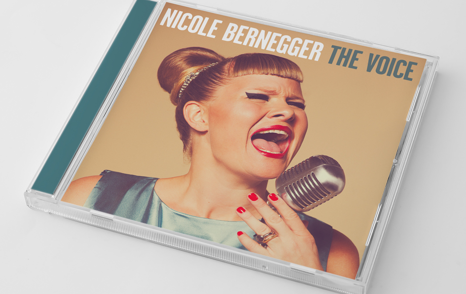 Nicole Bernegger – The Voice