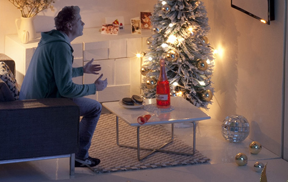 UPC – Weihnachtskampagne