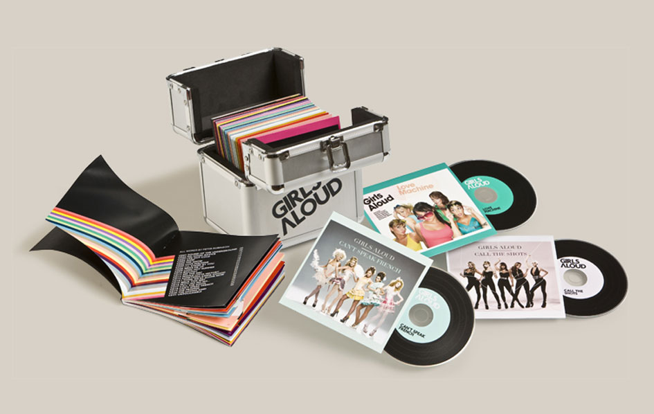 Girls Aloud – Singles Box Set