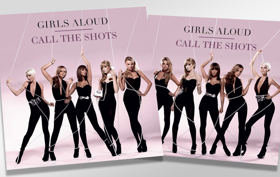Girls Aloud – Singles